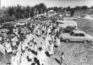 Funeral do Mestre Irineu - 1971