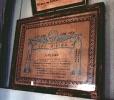 Diploma do Cìrculo Esotérico