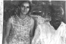 Mestre Irineu e D. Peregrina - s/data
